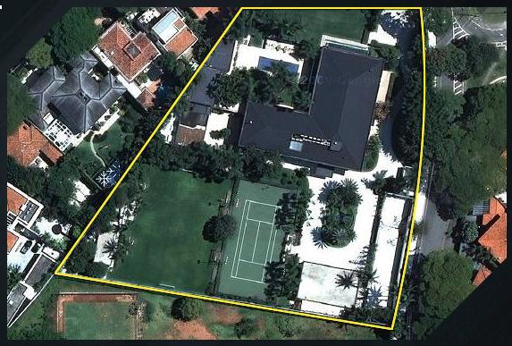 Image result for mansão joão dória